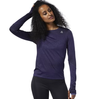 Спортивная футболка One Series Running Knit midnight ink DY8281