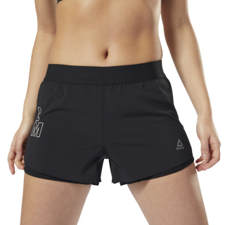 LES MILLS™ Epic Shorts Black DJ2204