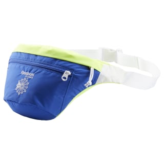 Classics Retro Running Waistbag Blue DW3629