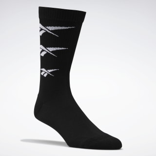 Classics Repeat Vector Socks Black FP7947