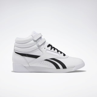 Freestyle Hi Shoes White / Black / None DV7769