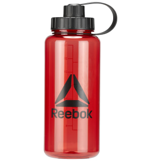 Training Plastic Water Bottle 1L Excellent Red BR4946