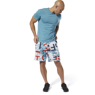 Shorts Rc Speed Short Print Mineral Mist DP4575