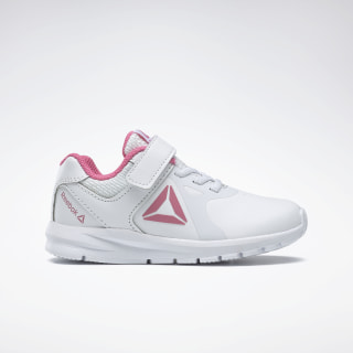 Reebok Rush Runner Shoes White / Astro Pink / Astro Pink EG0423