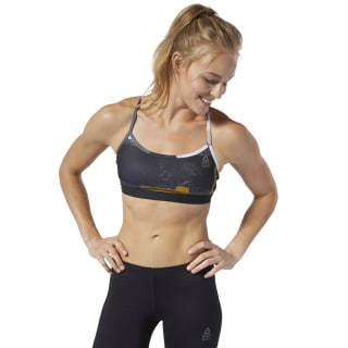 Top deportivo Reebok CrossFit Skinny - Digital Black CY5695