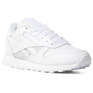 Classic Leather White / White CN6727