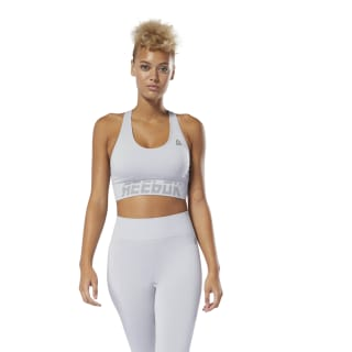 WOR Meet You There Seamless Padded Bra Cold Grey DU4779