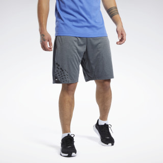 Knit Shorts Dark Grey Heather FK6307