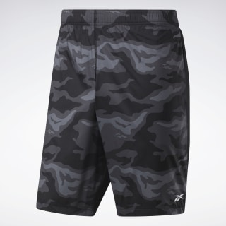 Short Workout Ready Graphic Black FP9085