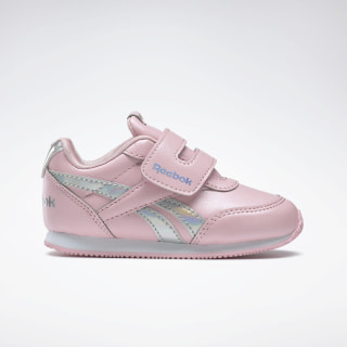 Reebok Royal Classic Jogger 2.0 Shoes Pink Glow / Iridescent DV9017