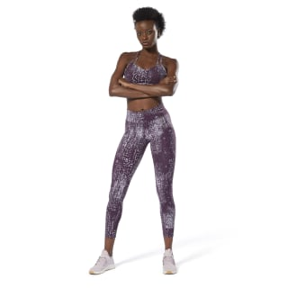 Lux Tights Urban Violet DU4067
