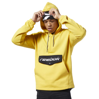 Pullover Classics Advance Toxic Yellow EA3578