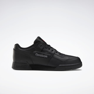 Кроссовки Reebok Workout Plus Black / Black / Charcoal 2760