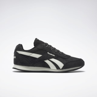 Reebok Royal Classic Jogger 2.0 Shoes Black / Chalk DV9143
