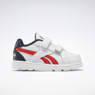 Reebok Royal Prime Shoes White / Radiant Red / Collegiate Navy EH1004