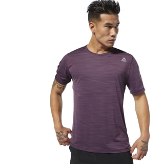 Camiseta Training ACTIVCHILL Move Infused Lilac DU3950
