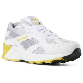 Aztrek White / Cold Grey / Lemon Pep DV4081