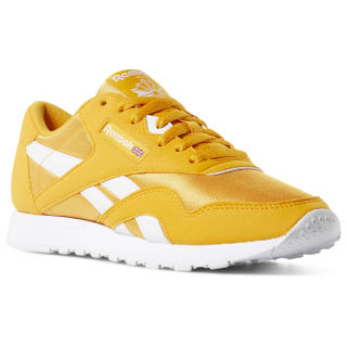 Classic Nylon Color Trek Gold / White CN7450