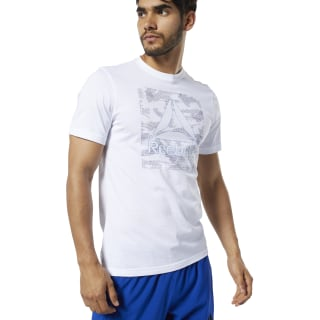 T-shirt Graphic Series Be More Human White DY7830
