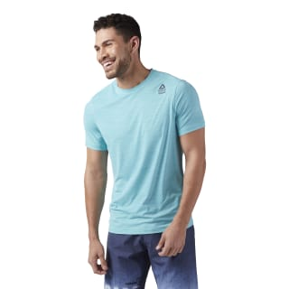 Reebok Crossfit Activchill VENT T-Shirt Turquoise CD7638