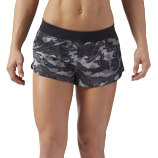 Reebok CrossFit Shorts Grey / Black CD6467
