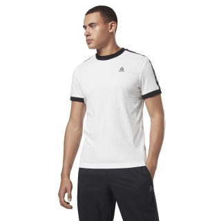 Training Essentials Linear Logo Tee White FI1932