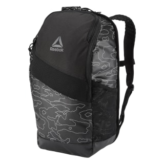 Sac à dos imprimé Active Enhanced 24 L Black CZ9809