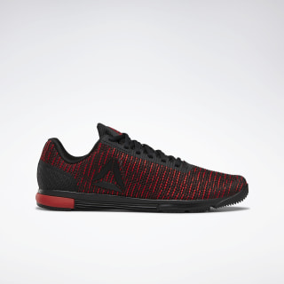 Кроссовки Reebok Speed TR Flexweave black/primal red/black DV9557