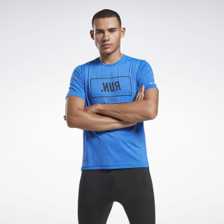 T-shirt One Series Running ACTIVCHILL Humble Blue FK6570