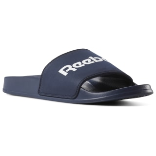 Classic Slide Royal Collegiate Navy / White DV3700