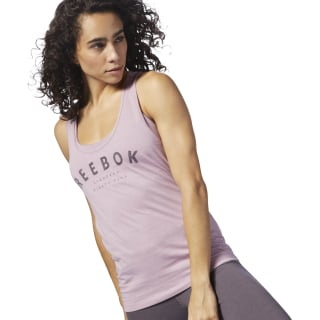 GS Reebok 1895 Racer Tank Infused Lilac DH3801