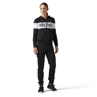 Elements Tricot Tracksuit Black/Black BQ2713