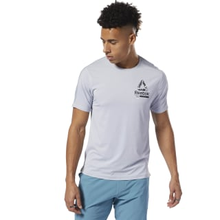 Koszulka Training ACTIVCHILL Graphic Tee Cold Grey DU3937