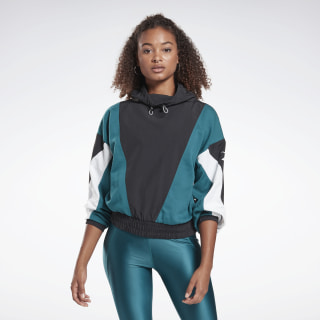 Jersey Studio High Intensity Cover-Up Heritage Teal FK5368
