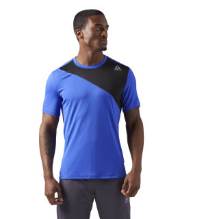 Workout Ready Tech Tee Acid Blue CD5500