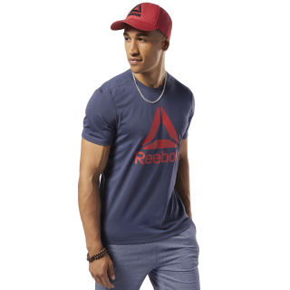 Camiseta Workout Ready Supremium Heritage Navy EC0879