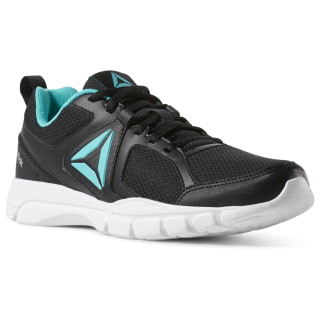 Reebok 3D FUSION TR Black / Solid Teal / White / Silver CN6579