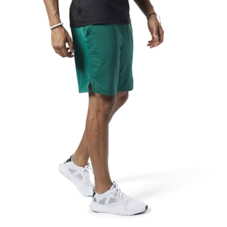 Short Workout Ready ACTIVCHILL Clover Green EC0885