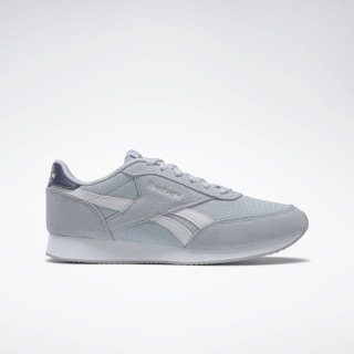 Reebok Royal Classic Jogger 2.0 Shoes Cold Grey / Porcelain / Midnight / White DV7766