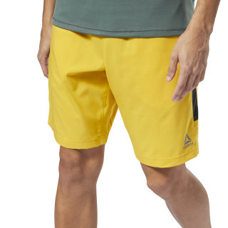 Workout Ready Shorts Yellow DN9394