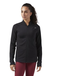 Speedwick Track Jacket Black CF3251