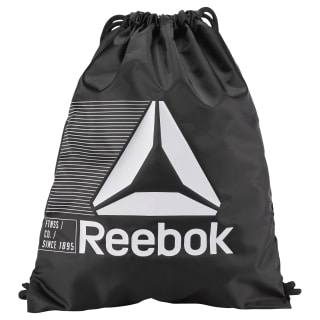 Active Foundation Gymsack Black CE0944