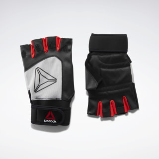 Lifting Gloves  Grey Multi CL5240