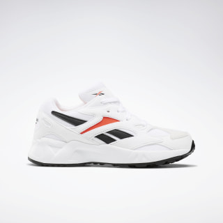 Aztrek 96 White / Porcelain / Neon Red DV7993