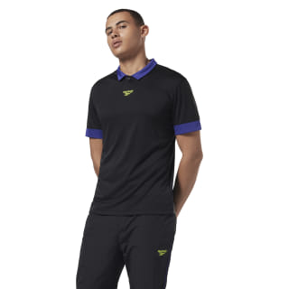 Classics Football Polo Shirt Black FI2886