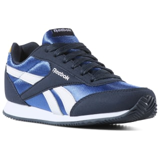 Reebok Royal Classic Jogger 2 Collegiate Navy / Coll Royal / Trek Gold / White DV4023