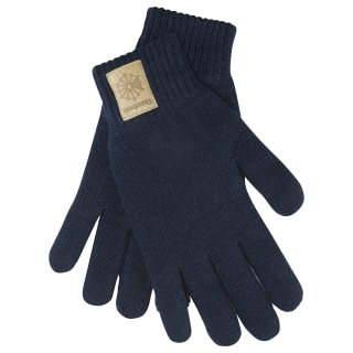 Classics Foundation Label Gloves Collegiate Navy BK1049