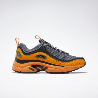 Кроссовки Reebok Daytona DMX II Black / Bright Orange / Bright Orange DV7253