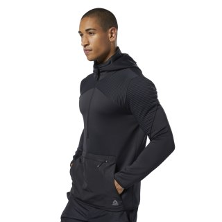 Thermowarm Deltapeak Control Hoodie Black DY8001