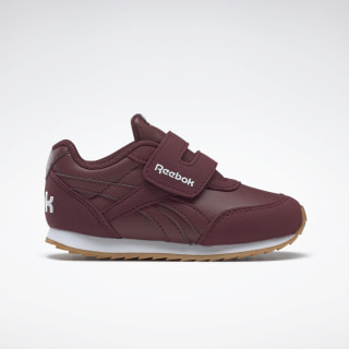 Reebok Royal Classic Jogger 2.0 Shoes Lux Maroon / White DV9141